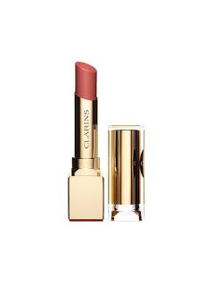 Clarins NEW Rouge Eclat Lipstick - 26 Rose Praline